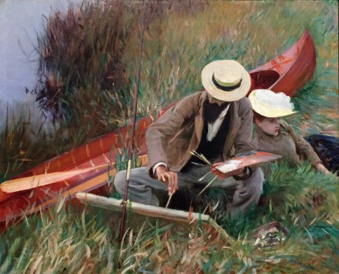 JS Sargent MET Out of Doors Study 2015