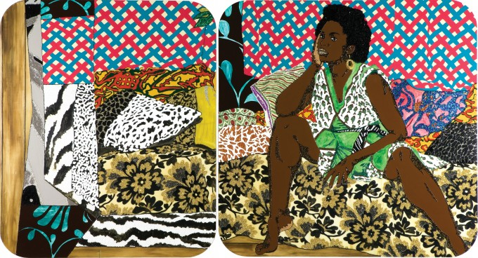 image-355Thomas-Mickalene-Baby_I_AM_Ready_Now-2007