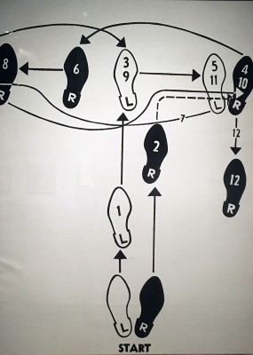 Dance Diagram A Wharhol